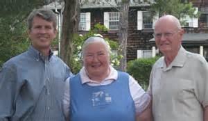 Sue with Presdients of CIU