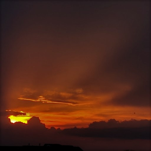 sunset HC