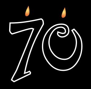 70 Years!